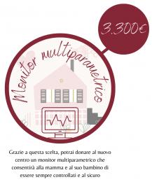 Monitor Multiparametrico - Centro di maternità